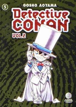 Portada de Detective Conan (vol. Ii) Nº 5