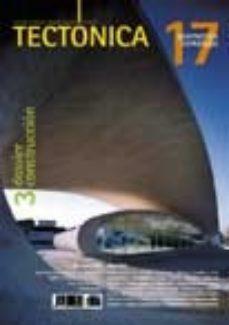 Portada de Tectonica Nº 17 (2004): Geometrias Complejas