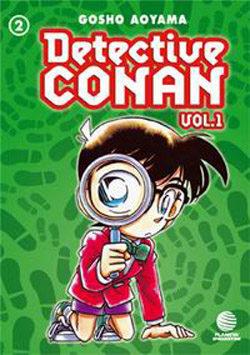 Portada de Detective Conan (vol I) Nº2