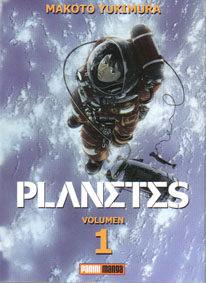 Portada de Planetes Vol. 1