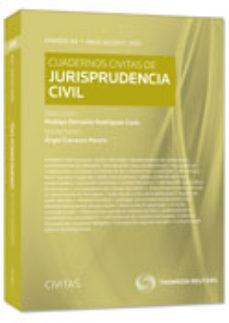 Portada de Cuadernos Jurisprudencia Civil. 2013 Suscripcion