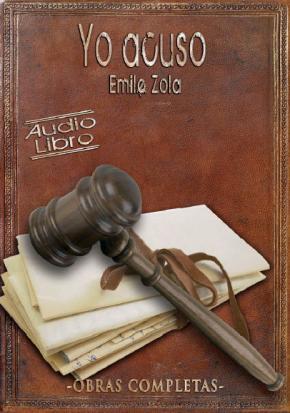 Portada de Yo Acuso (cds Doble) (audiolibro)