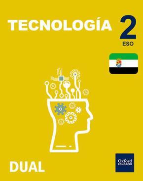 Portada de Inicia Dual Tecnologia 2º Eso Libro Alumno Pack Extremadura