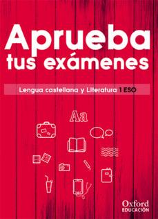 Portada de Aprueba Lengua 1º Eso Ce Pack Alumno Ed 2017