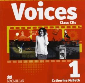 Portada de Voices 1 Class Cd (2)