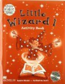 Portada de Little Wizard 1 Act Pack Songs Cd+cdr