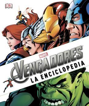 Portada de Marvel Los Vengadores: La Enciclopedia