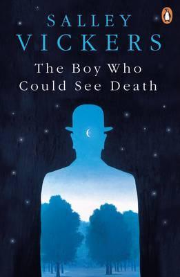 Portada de The Boy Who Could See Death