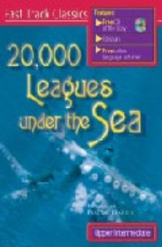 Portada de 20000 Leagues Under The Sea (with Cd)