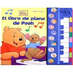 Portada de El Libro Piano De Pooh (libro Electronico)