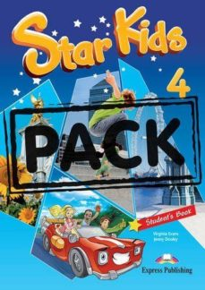 Portada de Star Kids 4 Pupil S Pack