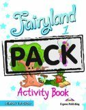 Portada de Fairyland 1 Activity Pack Primary 1st Cycle With Iebook