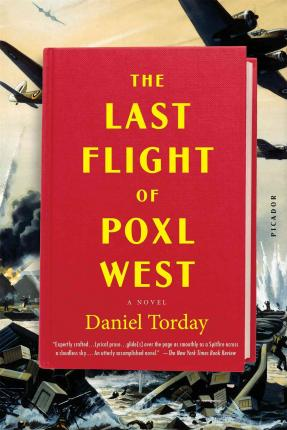 Portada de The Last Flight Of Poxl West