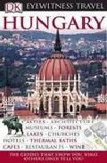 Portada de Hungary Eyewitness Travel Guide