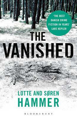 Portada de The Vanished