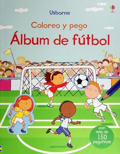 Portada de Album De Futbol