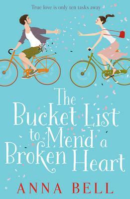 Portada de The Bucket List To Mend A Broken Heart