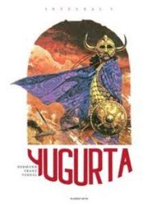 Portada de Yugurta Integral Nº 1