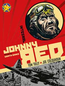 Portada de Johnny Red Integral