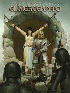 Portada de El Mercenario (vol. 5): La Fortaleza