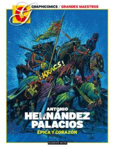 Portada de Antonio Hernandez Palacios – Epica Y Corazon
