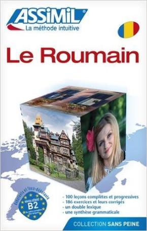Portada de Le Roumain Sans Peine