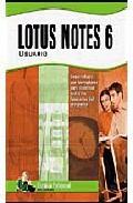 Portada de Lotus Notes 6 Usuario