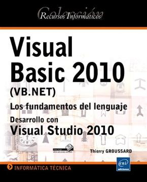 Portada de Visual Basic 2010