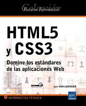 Portada de Html5 Y Css3 : Domine Los Estandares De Las Aplicaciones Web