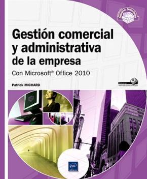 Portada de Gestion Comercial Y Administrativa De La Empresa Con Microsoft Of Fice 2010