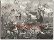 Portada de Africa (ed. Trilingue Español-italiano-portugues)