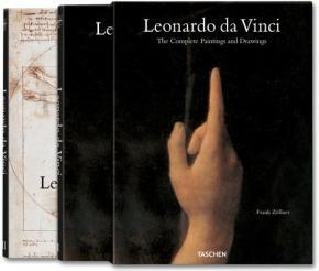Portada de Leonardo Da Vinci
