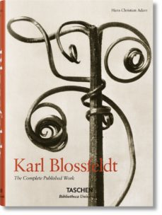 Portada de Karl Blossfeldt: The Complete Published Work