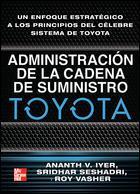 Portada de Administracion De La Cadena De Suministro Toyota