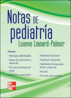 Portada de Notas De Pediatria