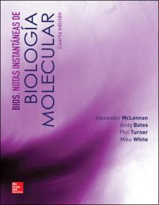 Portada de Bios Instat Notes. Biologia Molecular