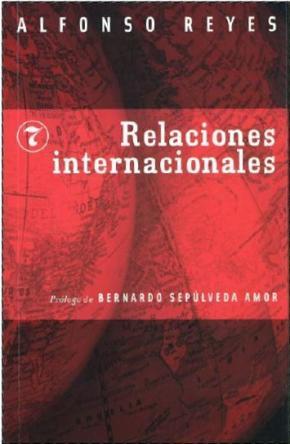 Portada de Relaciones Internacionales