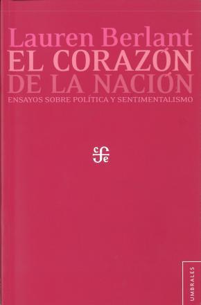Portada de El Corazon De La Nacion