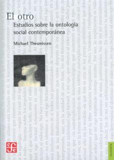 Portada de El Otro: Estudios Sobre La Ontologia Social Contemporanea