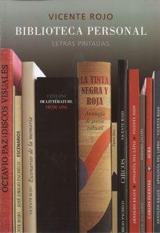 Portada de Biblioteca Personal: Letras Pintadas