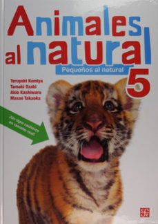 Portada de Animales Al Natural 5: Pequeños Al Natural