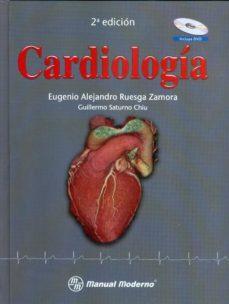 Portada de Cardiologia (incluye Dvd) (5ª Ed)