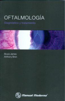 Portada de Oftalmologia. Diagnostico Y Tratamiento.