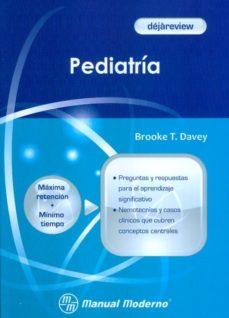 Portada de Dejareview. Pediatria