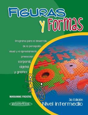 Portada de Figuras Y Formas. Nivel Intermedio. 3ª Ed