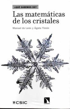 Portada de Las Matematicas De Los Cristales