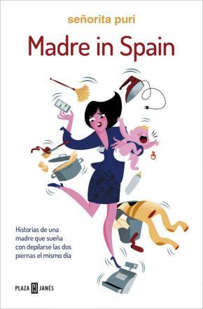 Portada de Madre In Spain