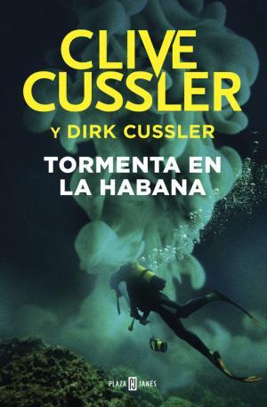 Portada de Tormenta En La Habana (serie Dirk Pitt 23)