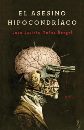 Portada de El Asesino Hipocondriaco