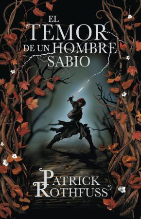 Portada de El Temor De Un Hombre Sabio (Tapa Dura) (Saga Cronica Del Asesino De Reyes 2)